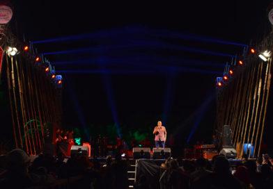 Tutup Festinvest Kelam 2018, Bupati Sintang Sampaikan Kembangkan Potensi Bukit Kelam Bersama-Sama