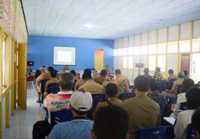 Rapat Koordinasi Pelaksanaan Festinvest Kelam 2018 Di Taman Wisata Alam Bukit Kelam
