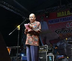 PENUTUPAN PAMERAN PEMBANGUNAN DAN SINTANG EXPO 2019 DI KABUPATEN SINTANG