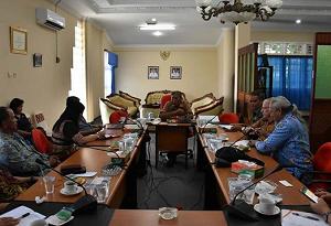 Bupati Sintang Menerima Kunjungan Kerja Anggota DPR RI Komisi X