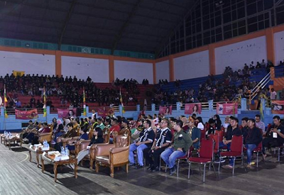 Kejuaraan Turnamen Pencak Silat antar  Pelajar Ke-III Se-Kalimantan Barat Tahun 2020